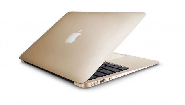 12-inch MacBook Gold with Retina display
